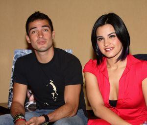Alfonso Herrera e Maite Perroni, do RBD, trocaram declarações após publicação juntos