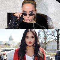 A Demi Lovato comentou na foto da Anitta e já está todo mundo pedindo um feat