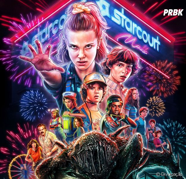 """Stranger Things"": 4ª temporada é confirmada pela Netflix"