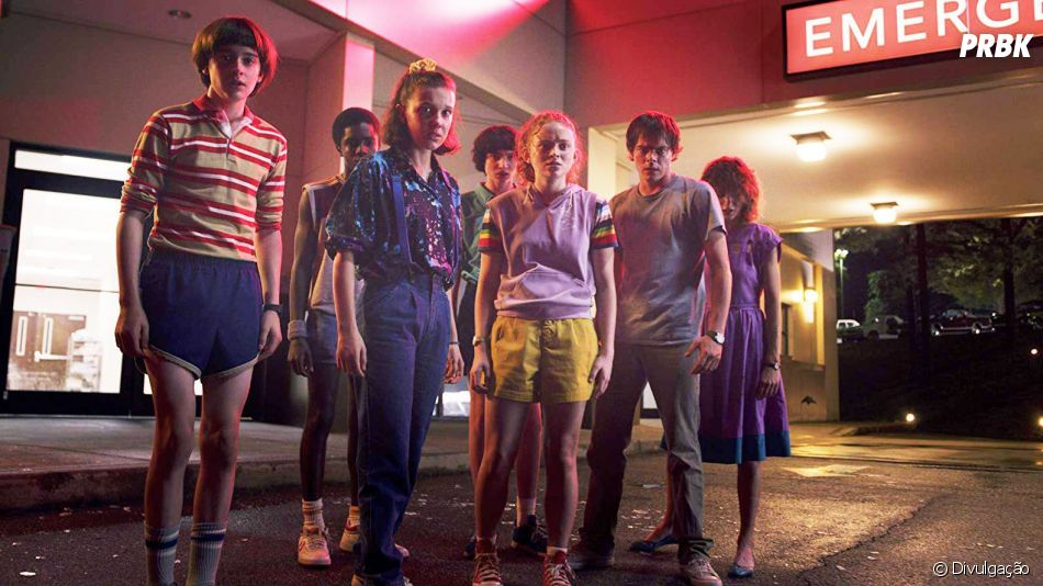 "Netflix confirma 4ª temporada de ""Stranger Things"""