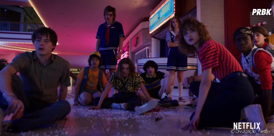 """""""Stranger Things"""": 4ª temporada é confirmada, mas ainda não possui data de lançamento"""