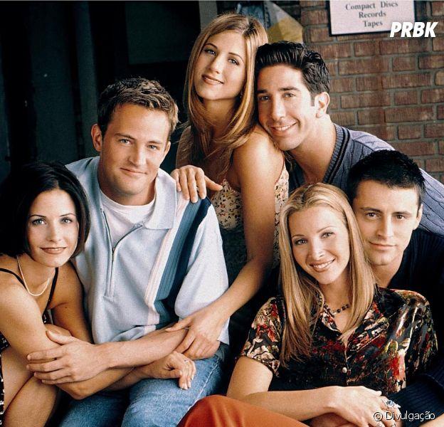 """""""Friends"""": Cinemark irá exibir episódios da série nos cinemas do Brasil"""