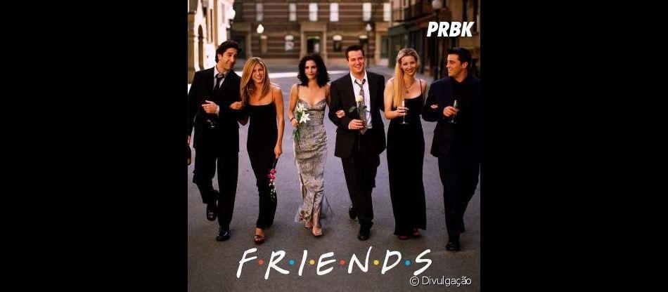 "Cinemark irá exibir episódios de ""Friends"" nos cinemas"