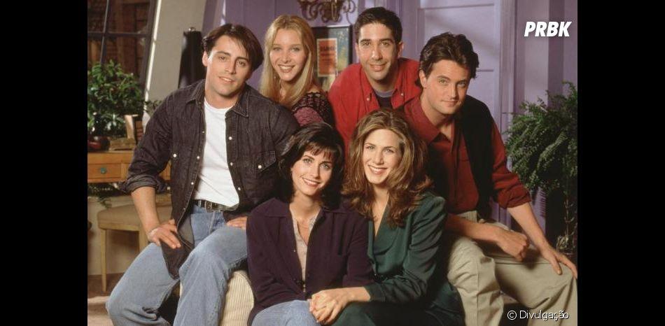 """Episódios da 1ª até a 6ª temporada de """"Friends"""" serão exibidos no cinema"""