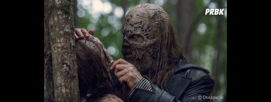 """Maior ataque de zumbis da história será mostrado em """"The Walking Dead"""" no próximo episódio"""