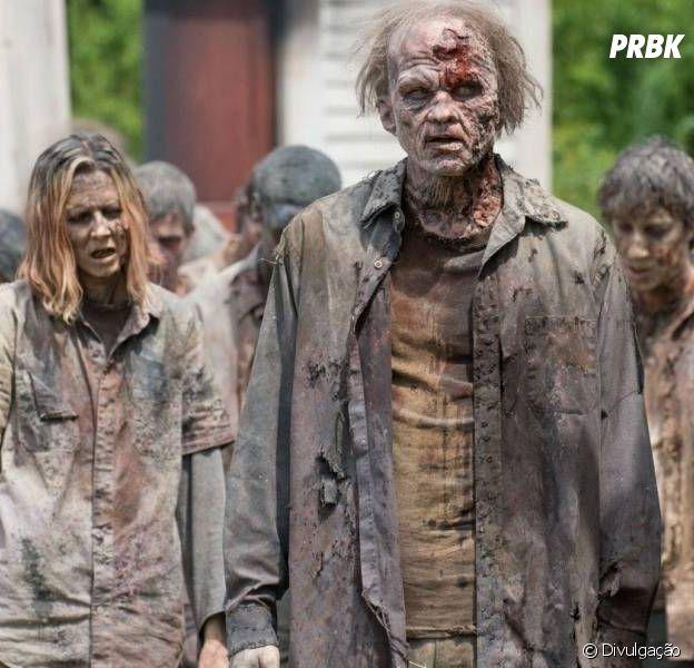 """""""The Walking Dead"""" vai mostrar o maior ataque de zumbis!"""