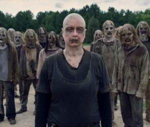 """""""The Walking Dead"""": será que Alpha (Samantha Morton) vai organizar um mega ataque de zumbi?"""