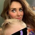 Fãs especulam que segundo filho da Anahi também seja um menino