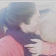 Anahi já é mãe do pequeno Manuel
