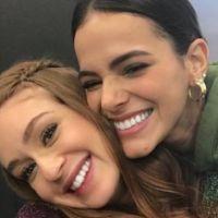 Bruna Marquezine se irrita com fã da Marina Ruy Barbosa e desabafa sobre rixa criada pelo público