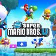 "Gameplay do ""Super Mario"" para Wii U"