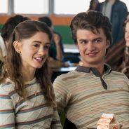 Natalia Dyer diz que gostaria de ver Nancy e Steve juntos outra vez - mas e o Jonathan?