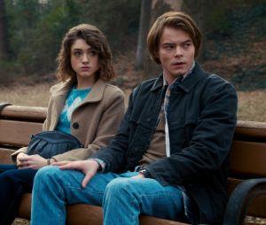 """Stranger Things"":Nancy (Natalia Dyer) eJonathan (Charlie Heaton) vão se separar?"