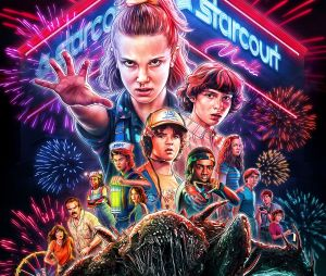 "Vejas as três temporadas de ""Stranger Things"" na Netflix"