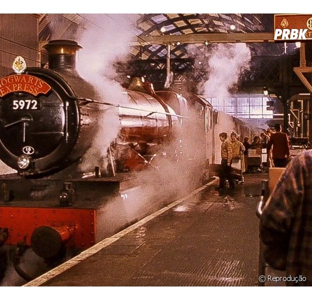 Você vai poder ver o Expresso de Hogwarts na CCXP 2019