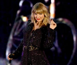 Taylor Swift também está entre as artistas mais escutadas da década no Spotify