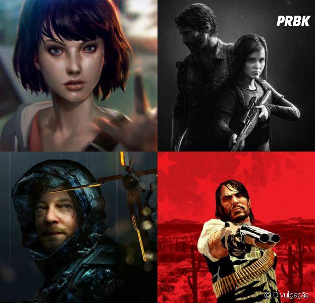"""""""The Last of Us"""", """"Death Stranding"""" e mais: x games que seriam filmes incríveis"""
