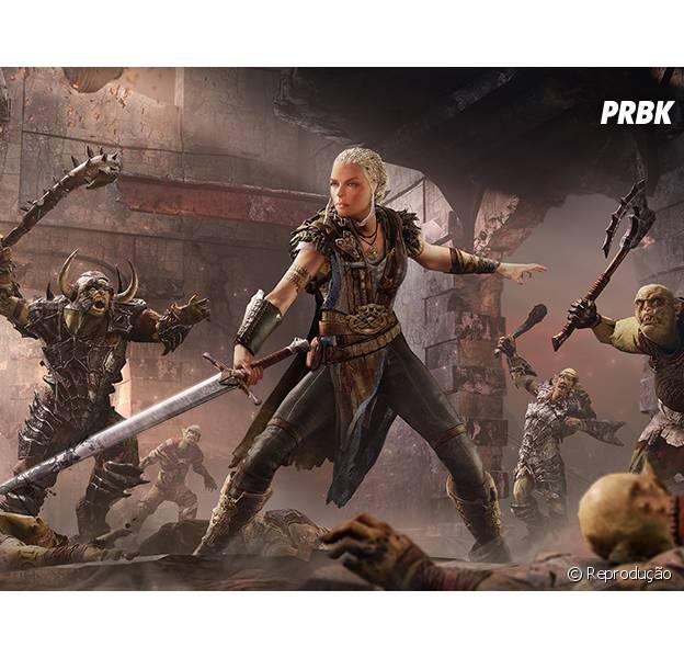 "Novo DLC de ""Shadow Of Mordor"" permite que os jogadores representem a princesa Lithariel"