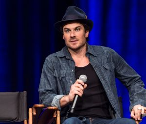 Evento que confirmou vinda de Ian Somerhalder no Brasil é falso