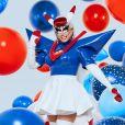 """RuPaul's Drag Race"", 12ª temporada:Rock M. Sakura lembra alguém, né?"