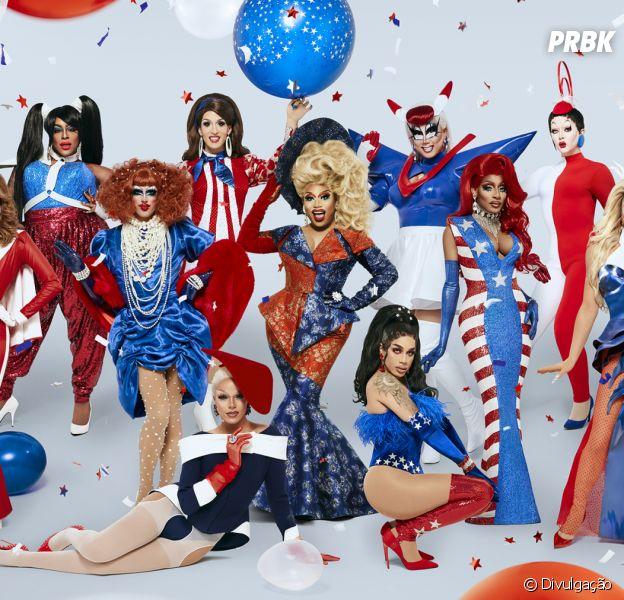 """""""RuPaul's Drag Race"""", 12ª temporada: conheça as novas queens"""