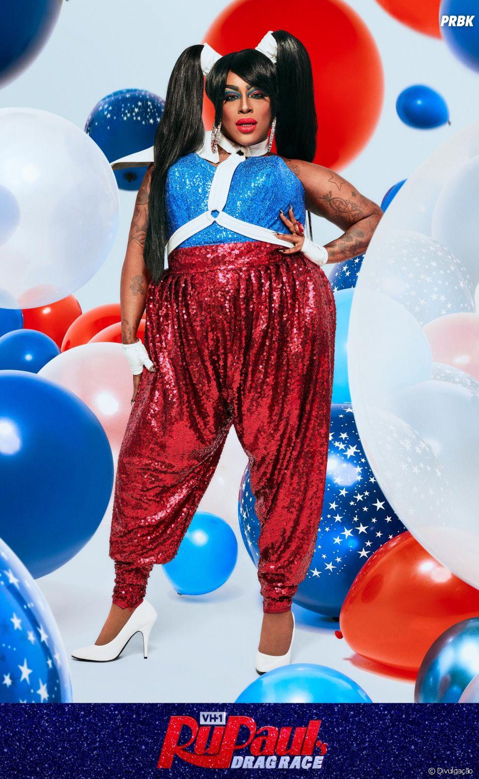 """""""RuPaul's Drag Race"""", 12ª temporada: parece queWidow Von'Du é uma forte concorrente"""