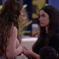 """Fim da treta? Bianca Andrade e Rafa Kalimann fazem as pazes no """"BBB20"""""""
