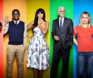 """The Good Place"": episódio final faz todo mundo se emocionar"