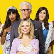 """""""The Good Place"""" acabou e a internet inteira está muito emocionada com o último episódio"""