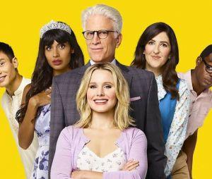 """""""The Good Place"""": fãs estão emocionados com o último episódio da série"""