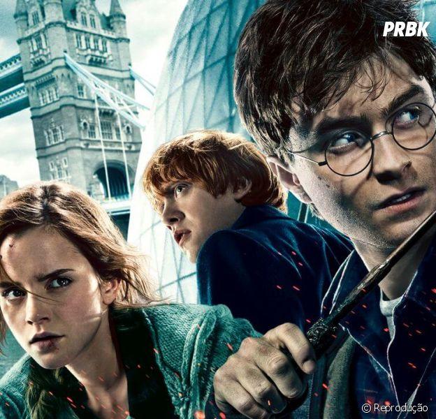 """""""Harry Potter"""": escolha seu personagem favorito e diremos que Princesa da Disney você é"""