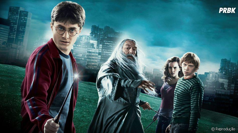 """""""Harry Potter"""" teve seu último filme lançado em 2011"""