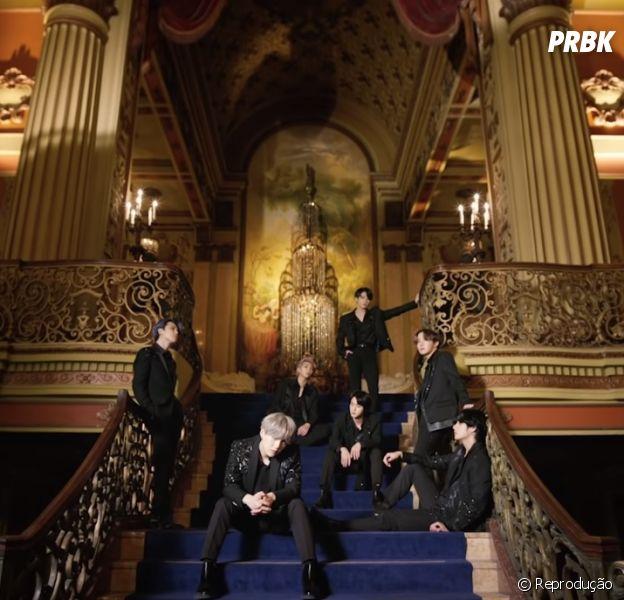 "BTS: 5 momentos incríveis do MV de ""Black Swan"""