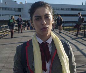 """Elite"": o que acontece com Nadia (Mina El Hammani) e Guzmán (Miguel Bernadeau) na 3ª temporada"