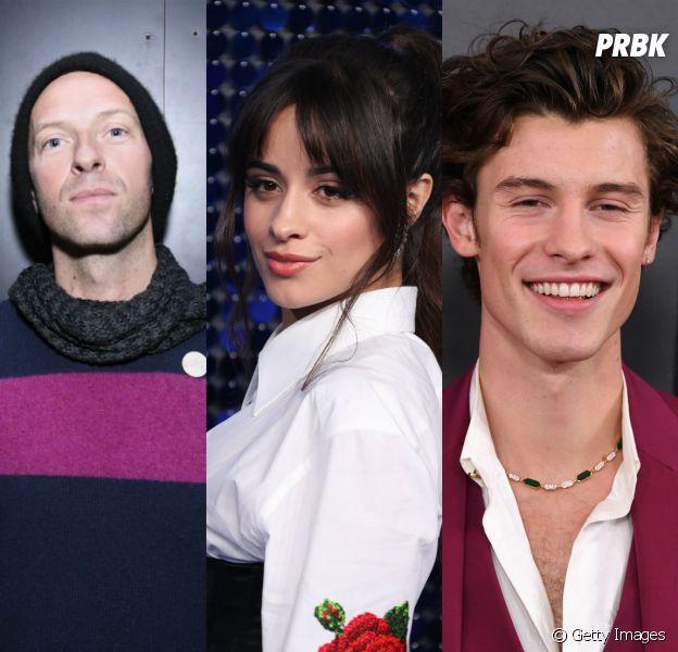 Chris Martin, Camilla Cabello e mais artistas se mobilizam para fazer shows virtuais na quarentena
