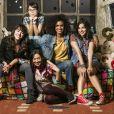 """""""Malhação - Viva a Diferença"""": as five vão ganhar um spin-off ainda em 2020 no Globoplay"""