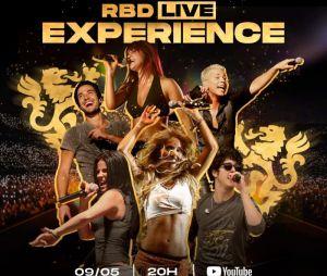 """""""RBD Live Experience"""": saiba mais sobre a live do RBD produzida pelos fãs do grupo"""