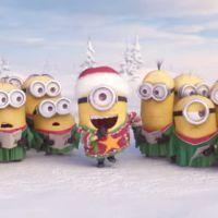 """Animação """"Os Minions"""" ganha teaser fofíssimo em clima natalino"""