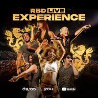 """Qual música nunca cantada pelo RBD em um show merece uma performance no """"Live Experience""""?"""