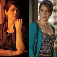 """Na novela """"Império"""", Cristina perde a cabeça com Cora: """"Não passa de uma mentirosa!"""""""