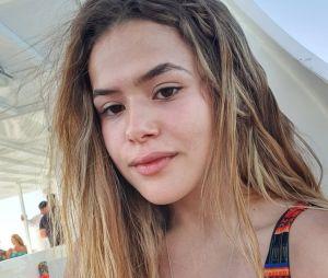 Maisa Silva faz transição capilar desde 2018