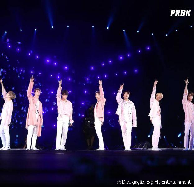 BTS no Brasil: relembre os melhores momentos das apresentações do grupo há um ano