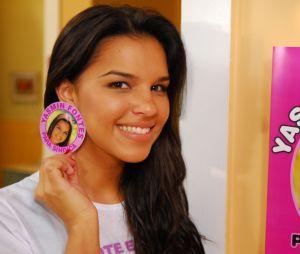 """Yasmin (Mariana Rios), de """"Malhação"""", falava muito """"Jesus, apaga a luz!"""""""