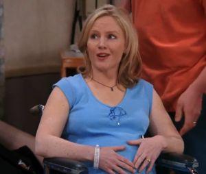 """Rachael Harris apareceu em """"Friends"""" no penúltimo episódio da 8ª temporada"""