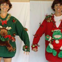 15 suéteres de Natal mais feios e malucos de todos os tempos! #fashion #sqn
