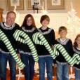 O bom gosto é de família... e família unida, comemora Natal unida!