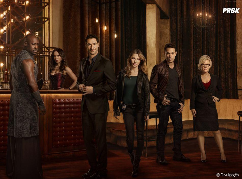 """""""Lucifer"""": trailer da primeira parte da 5ª temporada é liberado! Assista"""