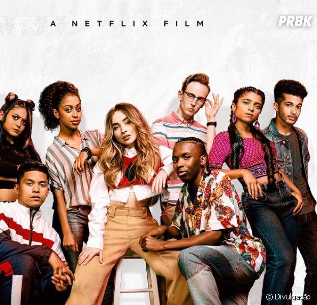 """""""Dançarina Imperfeita"""": filme da Netflix com Sabrina Carpenter e Jordan Fisher ganha trailer"""