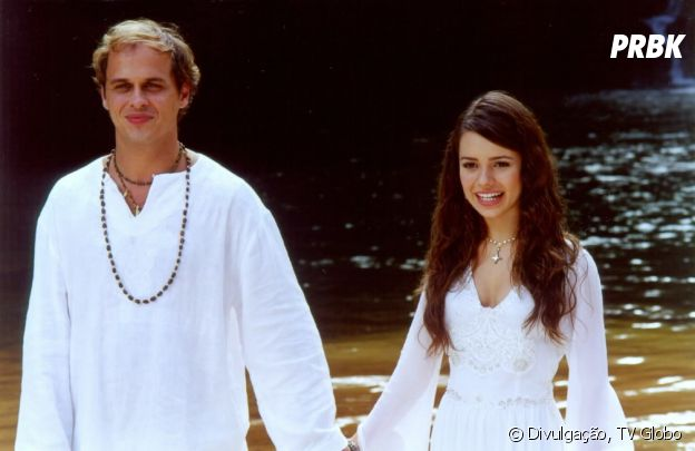 """""""Estrela-Guia"""": era muito estranho o relacionamento entre a Cristal (Sandy) e seu padrinho Tony (Guilherme Fontes)"""
