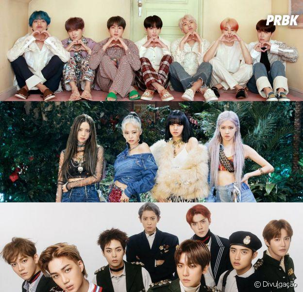 O que seu grupo favorito de K-Pop diz sobre a sua personalidade? Faça o quiz e descubra